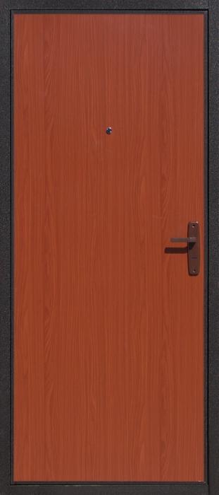 дверь стальная строительная